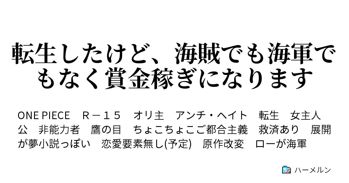 ワンピース 夢 小説